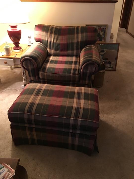 Malzie's chair