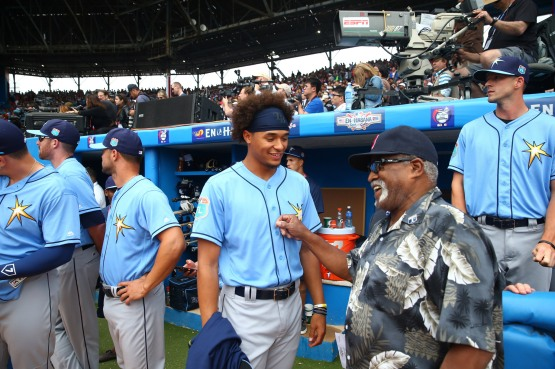 Tampa Bay Rays vs. Cuban National Team - Major League Baseball En La Habana