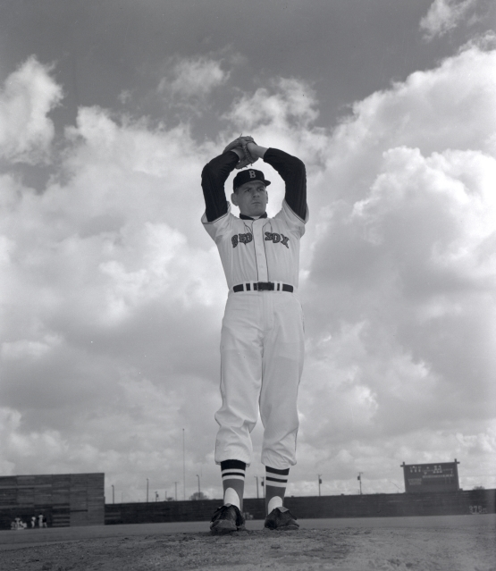 Dick Radatz at Spring Training in 1964