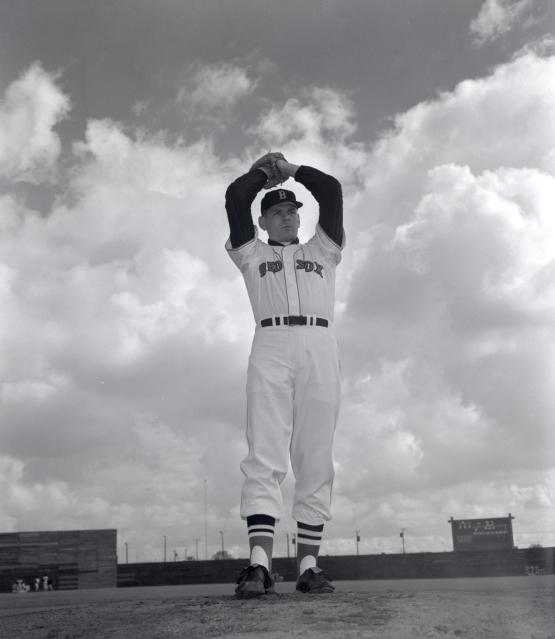 Dick Radatz at Spring Training in 1964
